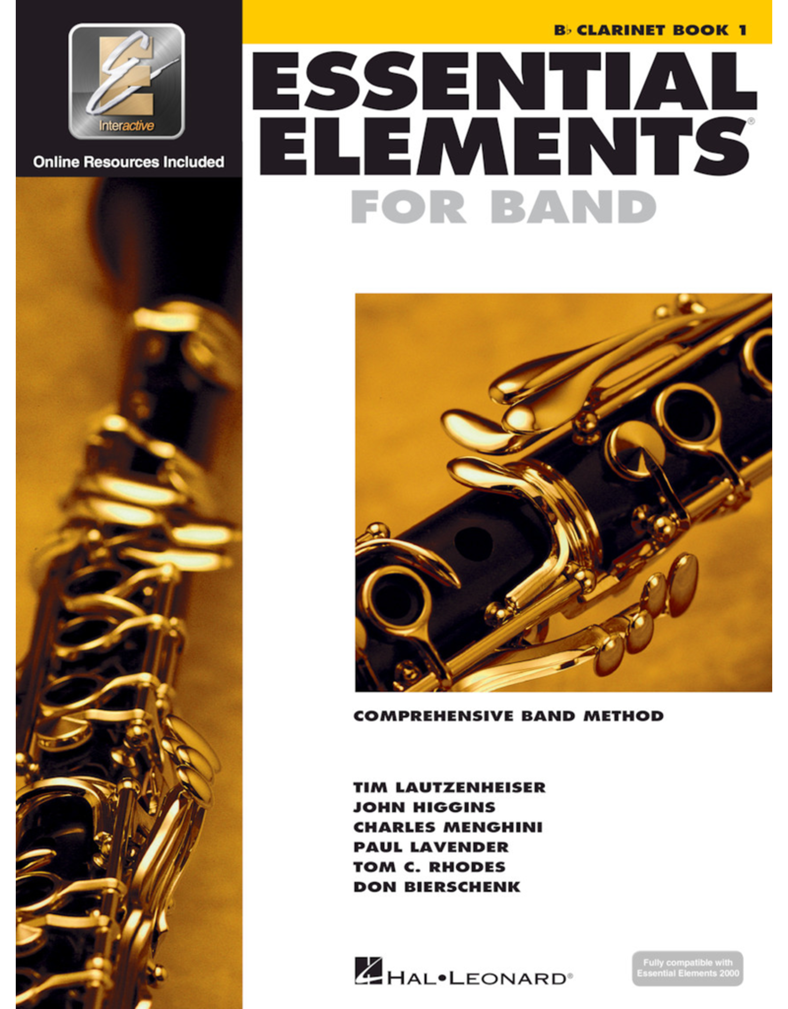 Hal Leonard Essential Elements Book 1 Clarinet