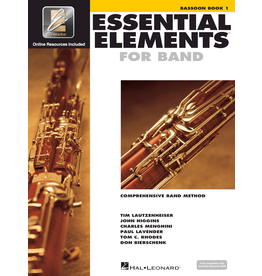 Hal Leonard Essential Elements Book 1 Bassoon