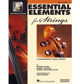 Hal Leonard Essential Elements Cello Book 1