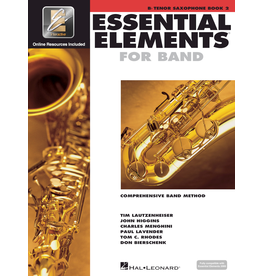 Hal Leonard Essential Elements Book 2 Tenor Sax