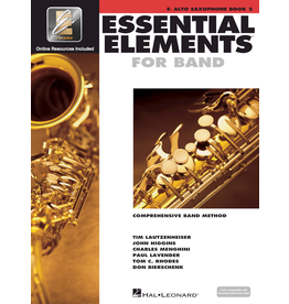 Hal Leonard Essential Elements Book 2 Alto Sax