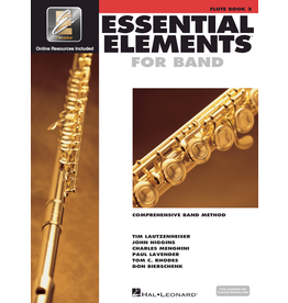 Hal Leonard Essential Elements Book 2 Flute