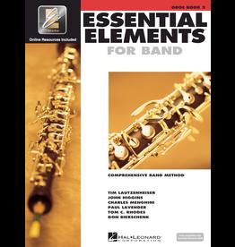 Hal Leonard Essential Elements Book 2 Oboe
