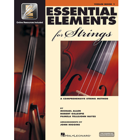 Hal Leonard Essential Elements Book 1 Violin