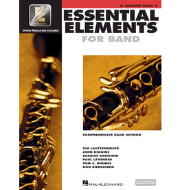 Hal Leonard Essential Elements Book 2 Clarinet