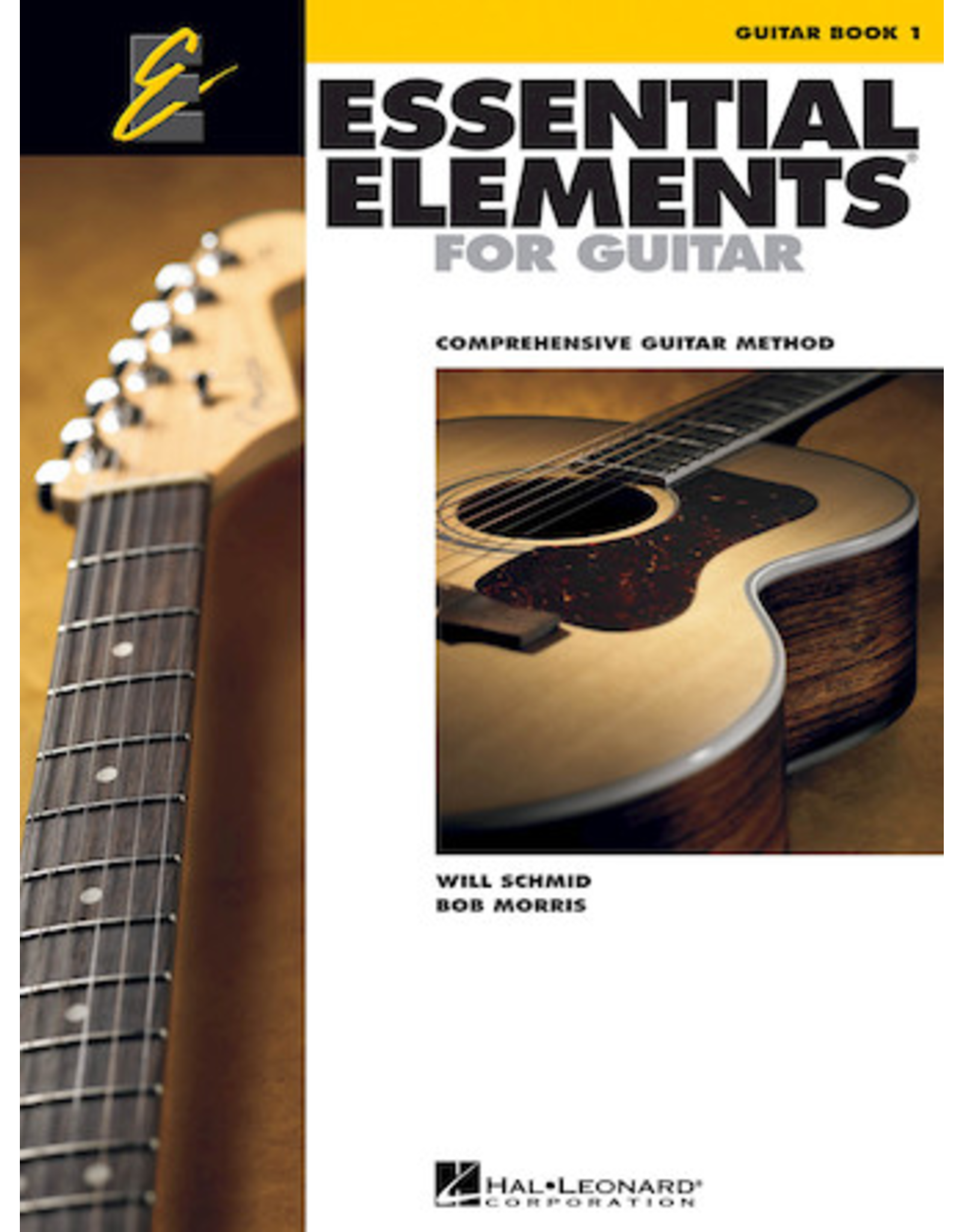 Hal Leonard Essential Elements Guitar Book 1
