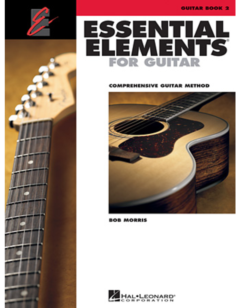 Hal Leonard Essential Elements Guitar Book 2