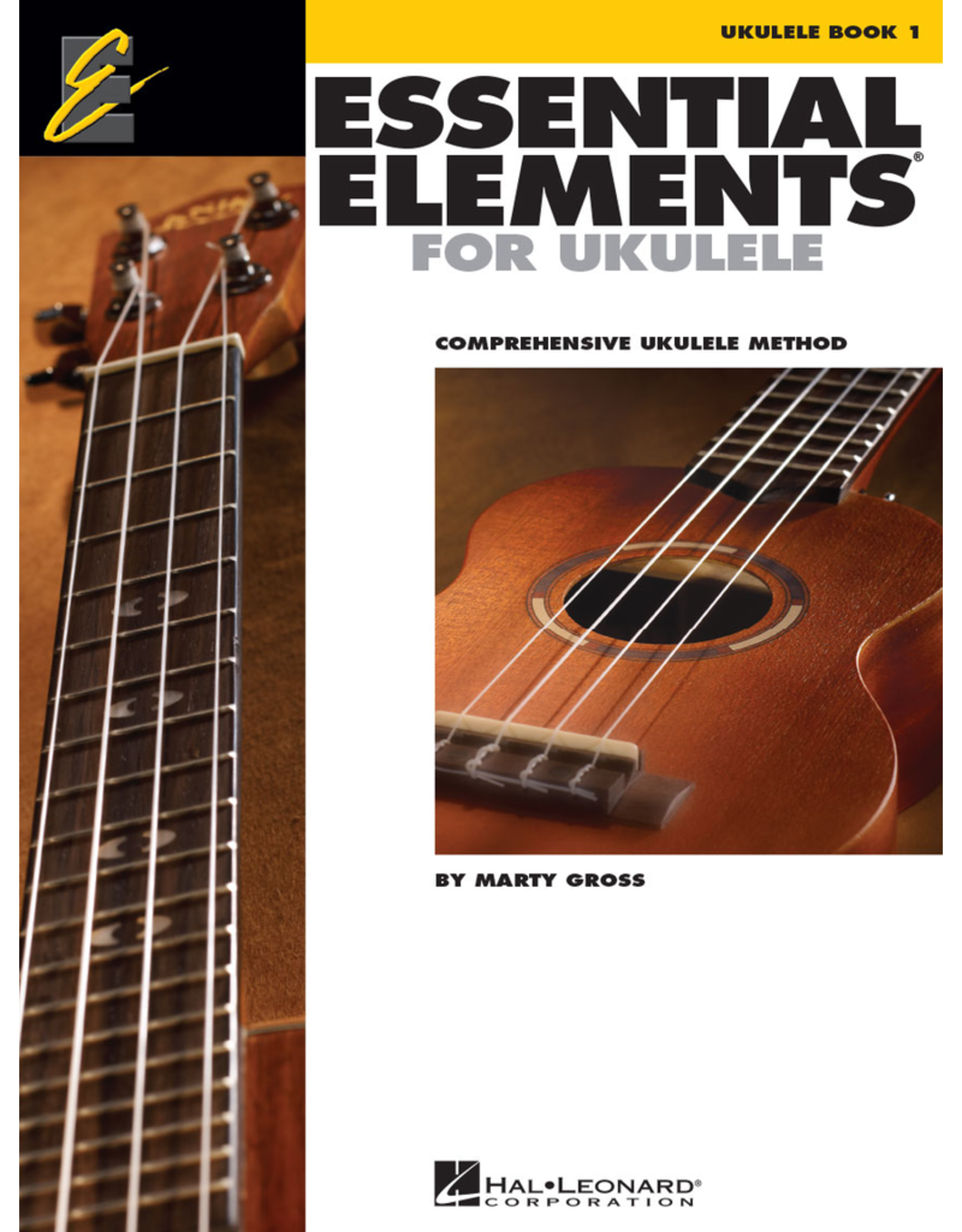 Hal Leonard Essential Elements Book 1 Ukulele