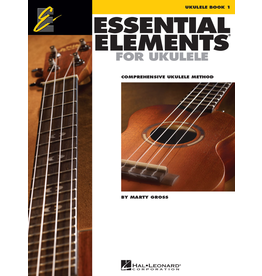 Hal Leonard Essential Elements Book 1 Ukulele