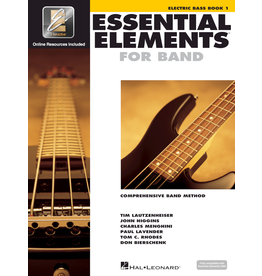 Hal Leonard Essential Elements Book 1 Electric Bass