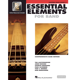 Hal Leonard Essential Elements Book 2 Electric Bass