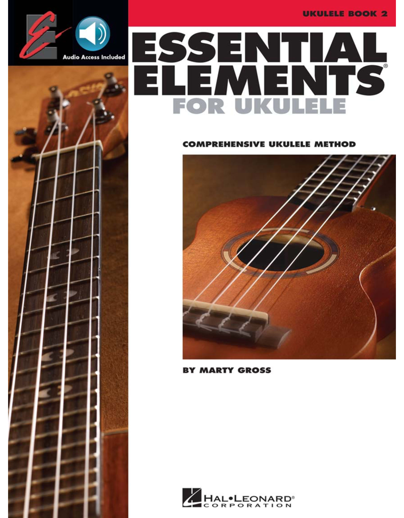 Hal Leonard Essential Elements Ukulele Method Book 2