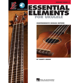 Hal Leonard Essential Elements Book 2 Ukulele