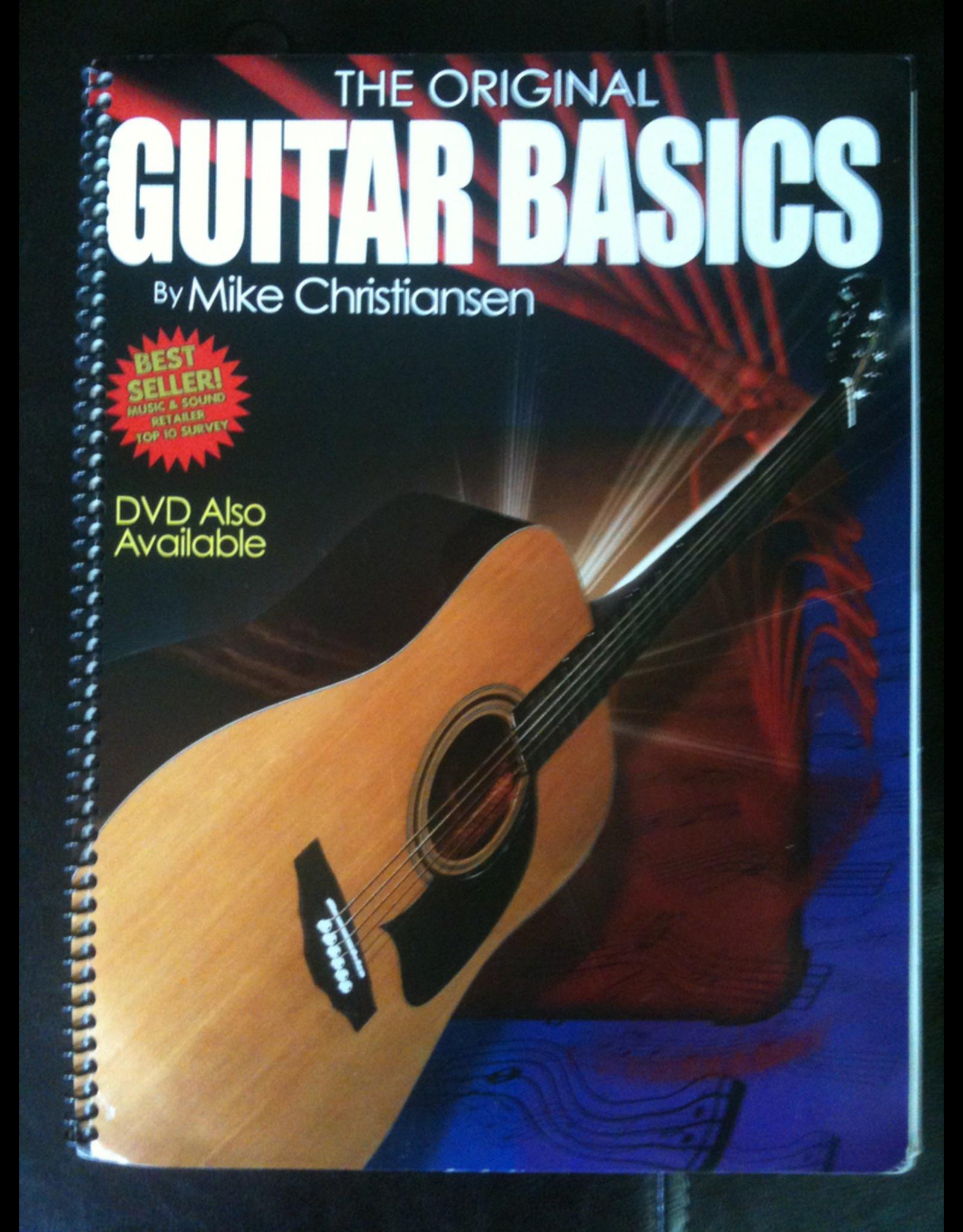Chesbro Original Guitar Basics by Mike Christiansen