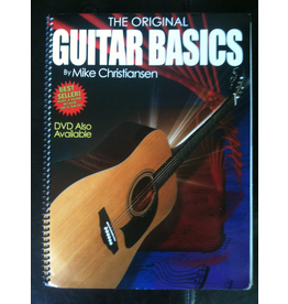 Chesbro The Original Guitar Basics by Mike Christiansen.