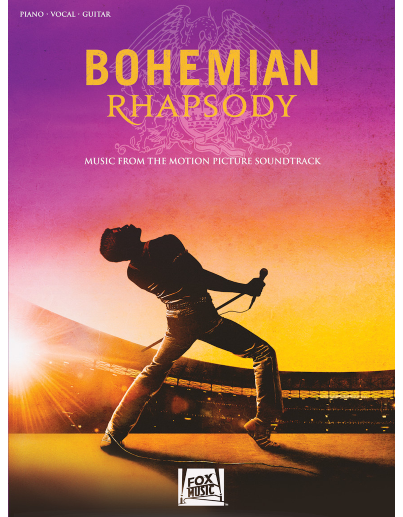 Hal Leonard Bohemian Rhapsody Movie PVG