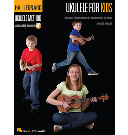 Hal Leonard Ukulele for Kids - Hal Leonard Ukulele Method