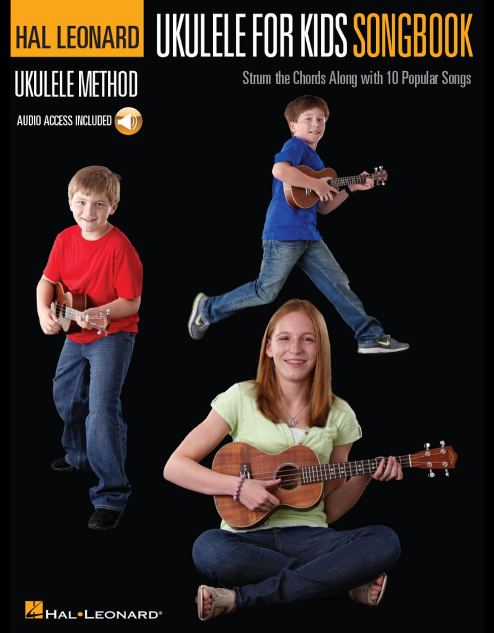 Hal Leonard Ukulele for Kids Songbook - Hal Leonard Ukulele Method