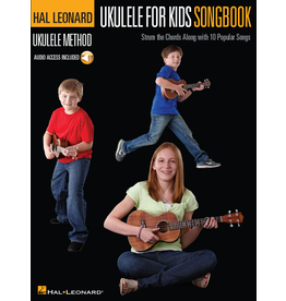 Hal Leonard Ukulele for Kids Songbook - Hal Leonard Ukulele Method