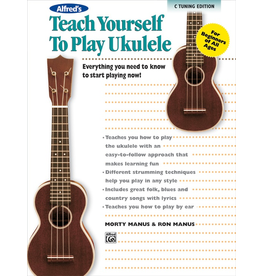 Alfred Alfred's Teach Yourself to Play Ukulele