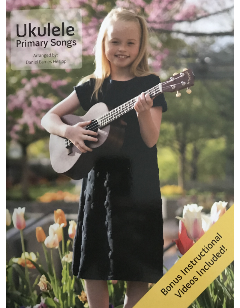 Danny Heslop Music Ukulele Primary Songs arr. Danny Heslop