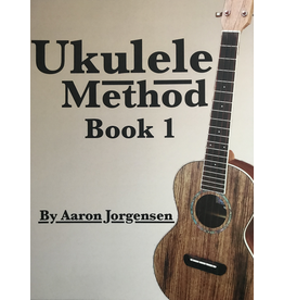 Misc. Supplier Ukulele Method by Aaron Jorgensen