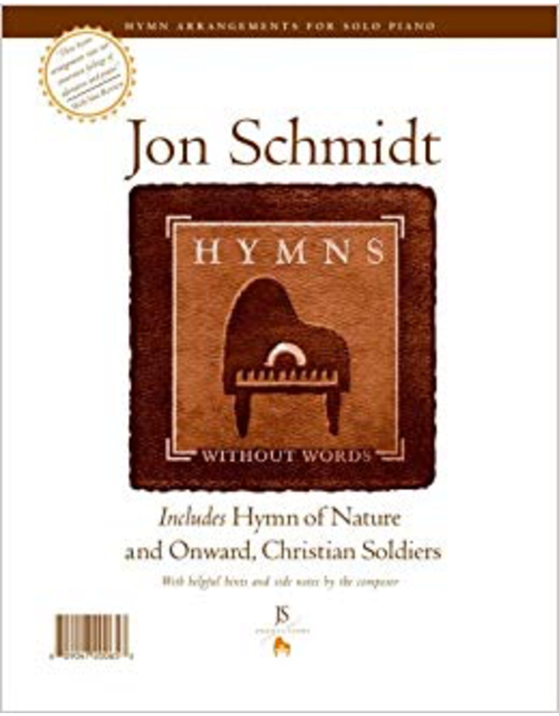 Jon Schmidt Music Hymns without Words- Jon Schmidt