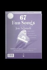 Jon Schmidt Music 67 Fun Songs Easy Piano by Jon Schmidt