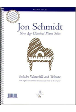 Jon Schmidt Music Jon Schmidt New Age Classical Piano Solos Volume 1