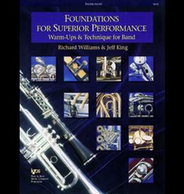 Kjos Foundations Superior Performance, Euphonium B.C.