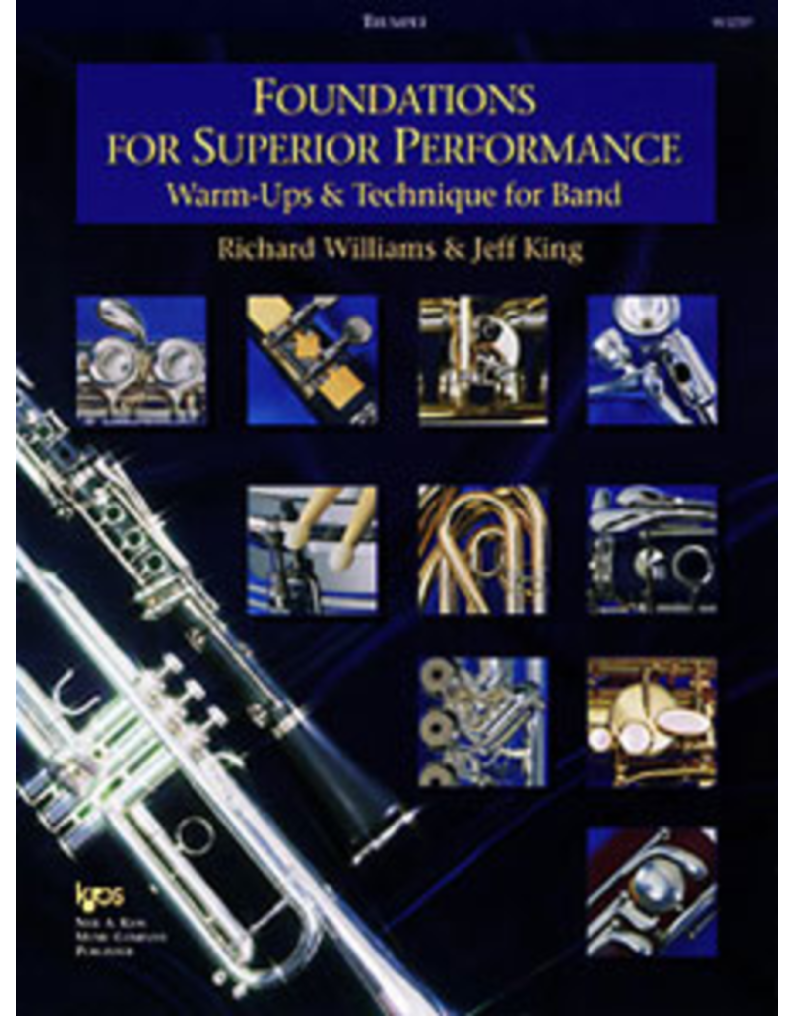 Kjos Foundations for Superior Performance, Trumpet