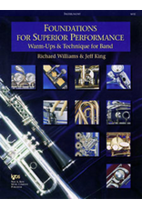 Kjos Foundations for Superior Performance, Tenor Sax