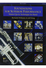 Kjos Foundations for Superior Performance, Bass Clarinet