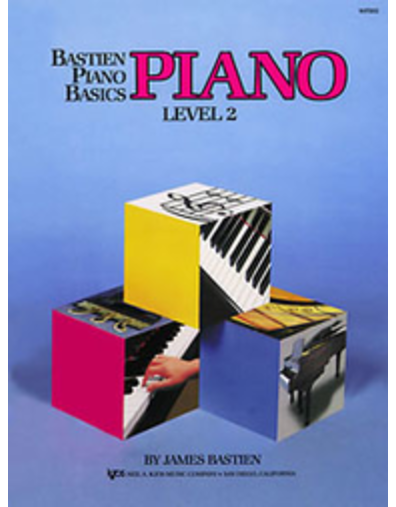 Kjos Bastien Piano Basics Piano Level 2