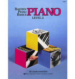 Kjos Bastien Piano Basics Piano Level 2