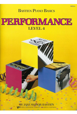 Kjos Bastien Piano Basics, Performance Level 4