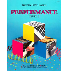 Kjos Bastien Piano Basics, Performance Level 2