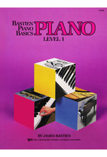 Kjos Bastien Piano Basics, Piano Level 1