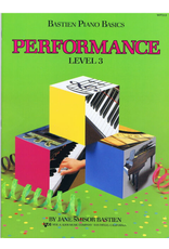 Kjos Bastien Piano Basics, Performance Level 3