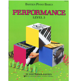 Kjos Bastien Piano Basics, Performance Level 3