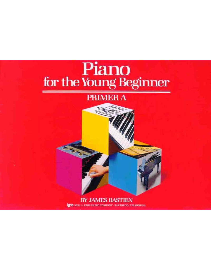 Kjos Piano for the Young Beginner - Primer A