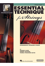 Hal Leonard Essential Technique Book 3 Violin