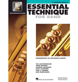Hal Leonard Essential Technique Book 3 Trumpet