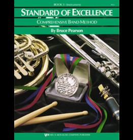 Kjos Standard of Excellence Book 3, Alto Sax