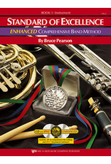 Kjos Standard of Excellence Enhanced Book 1 - Tenor Sax