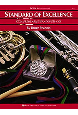 Kjos Standard of Excellence Book 1 Baritone B.C.