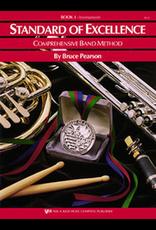 Kjos Standard of Excellence Book 1 Tuba