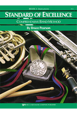 Kjos Standard of Excellence Book 3, Baritone B.C.