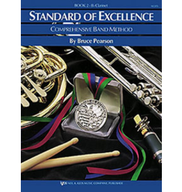 Kjos Standard of Excellence Book 2, Flute