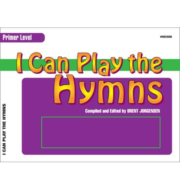 Jackman Music I Can Play the Hymns Piano Primer Level